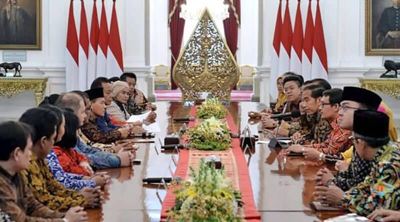 IUMKM Indonesia Bersama Presiden Jokowi