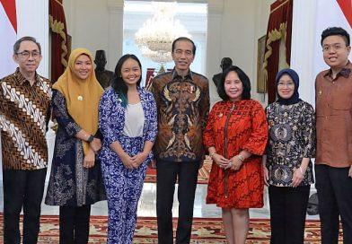 iumkm aku mandiri menghadiri undangan presiden tentang umkm di indonesia