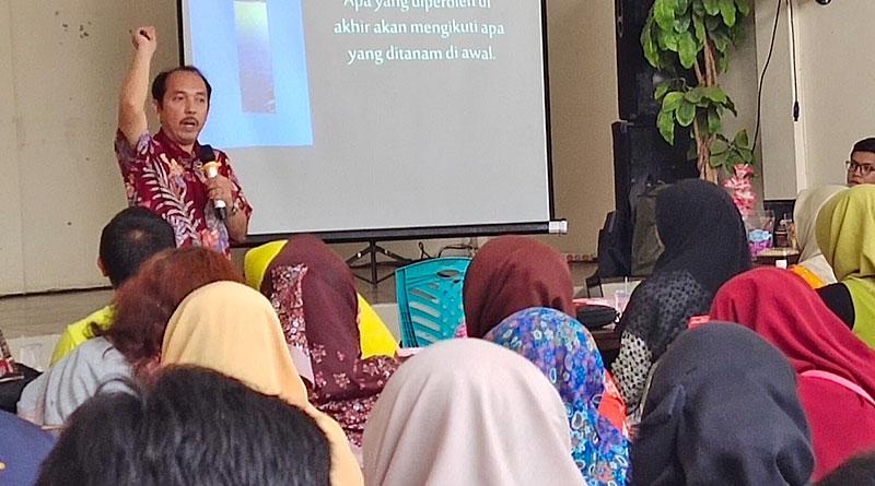 CSK Berikan Motivasi Entrepreneur Bagi UMKM Kuningan